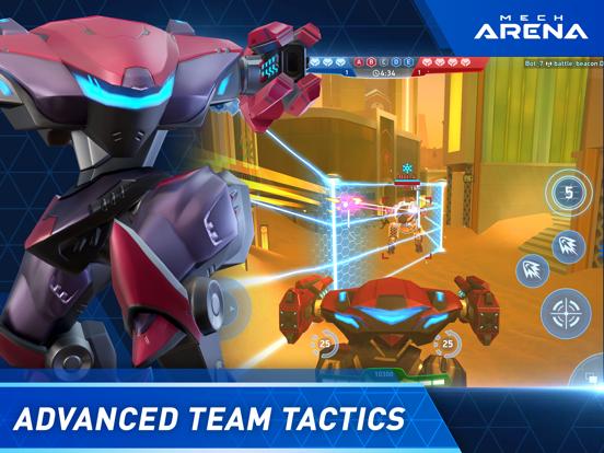 Mech Arena: Robot Showdown screenshot 9