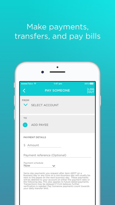Download CUA Mobile Banking for Pc