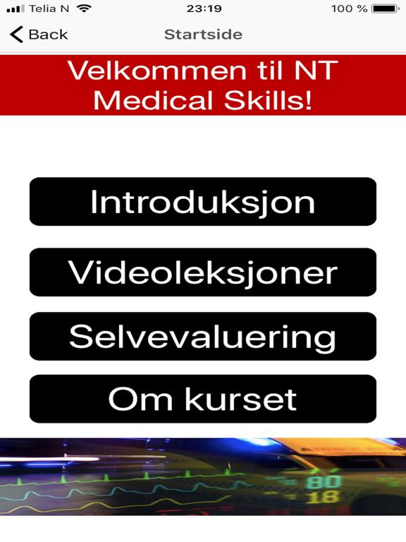 NT Medical Skills screenshot 5