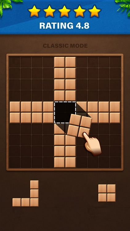 Fill Wooden Block: Wood Puzzle screenshot-0