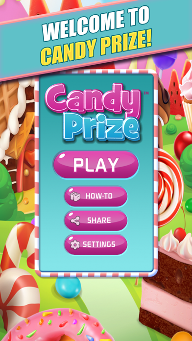 CandyPrize – Win Real Prizes screenshot 1