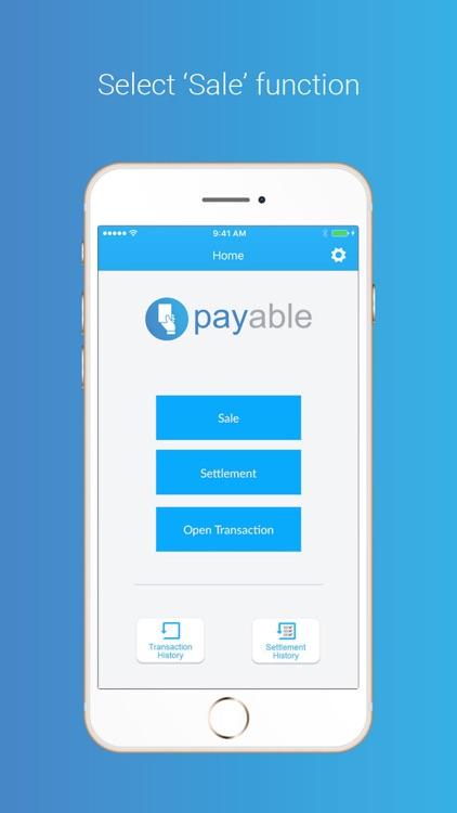 PAYable screenshot-4