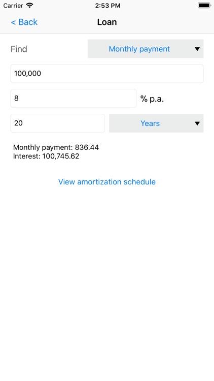 All-in-one Calculator Pro screenshot-7