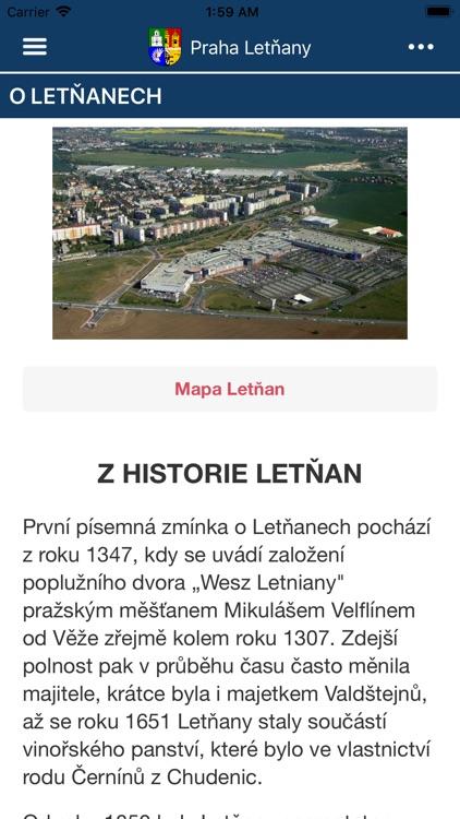 Praha 18 Letnany By Mestska Cast Praha 18