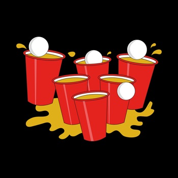 Pong Party 3D Logo