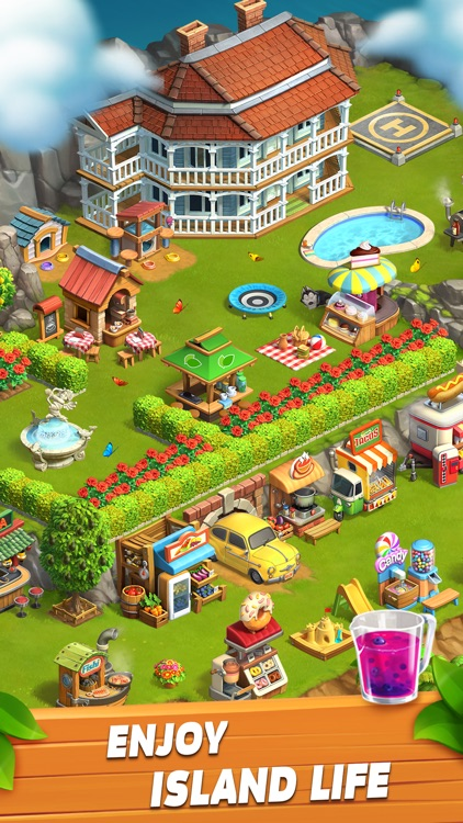 Funky Bay – Farm & Adventure screenshot-3