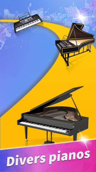 Télécharger Piano Music Tiles: Pop Songs pour Pc