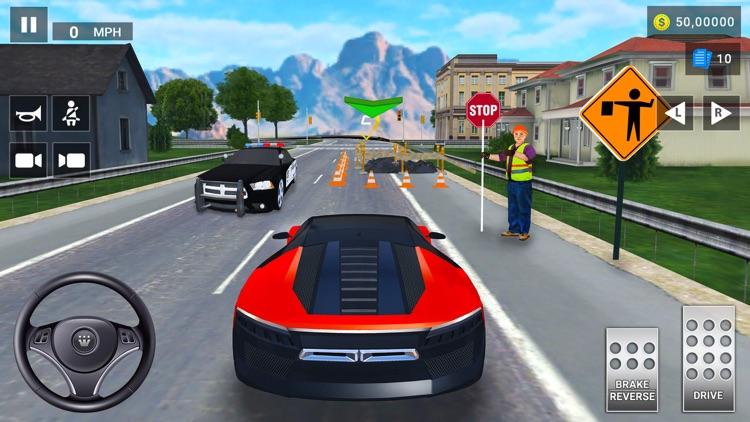 Driving Academy 2: Car Games screenshot-4