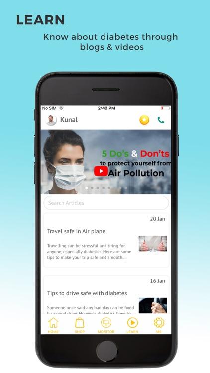 BeatO Diabetes Management screenshot-6