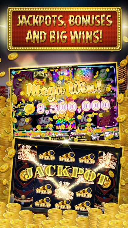 Vegas World Casino - Fun Slots screenshot-2