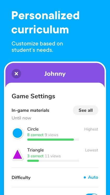 Otsimo   School and Classroom screenshot-4
