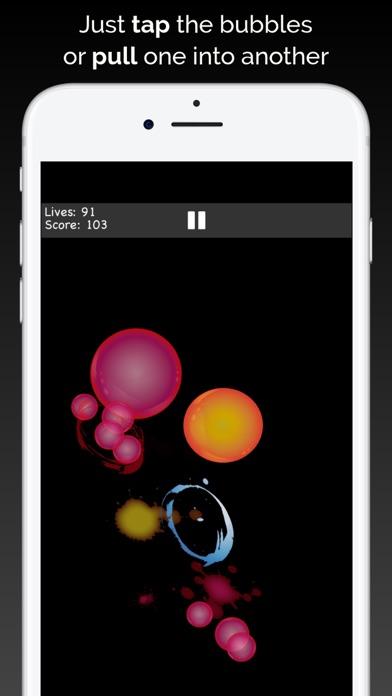 Bubblesh screenshot one