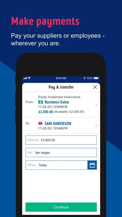 Bank of Scotland Business screenshot-3