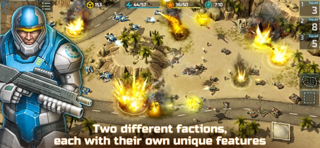 Art Of War 3:RTS Strategy Game on the App Store