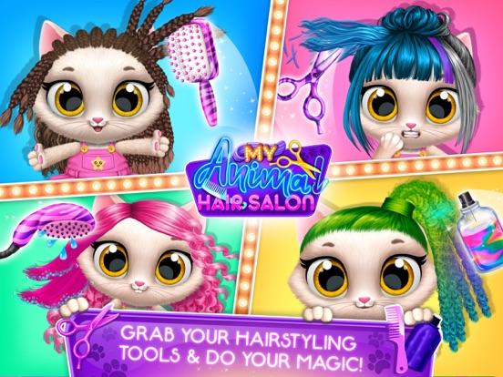 My Animal Hair Salon World screenshot 11