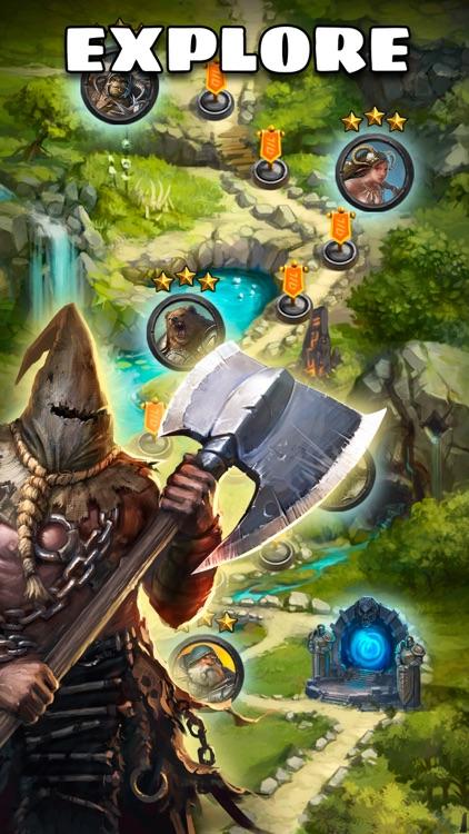 Card Heroes: Multiplayer Wars screenshot-4