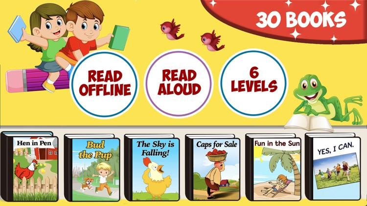 Bed time Story Books For kids screenshot-0