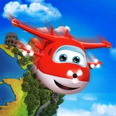 Activities of Super Plane Wings Fly Game