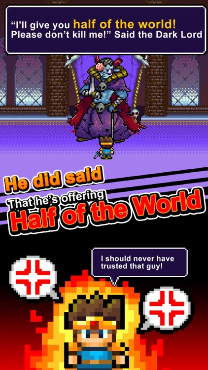 Devil Lord: Half of world