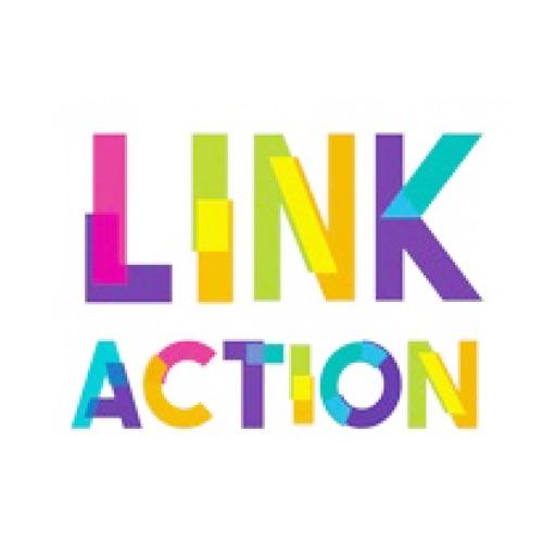 Link - Action - Sticker