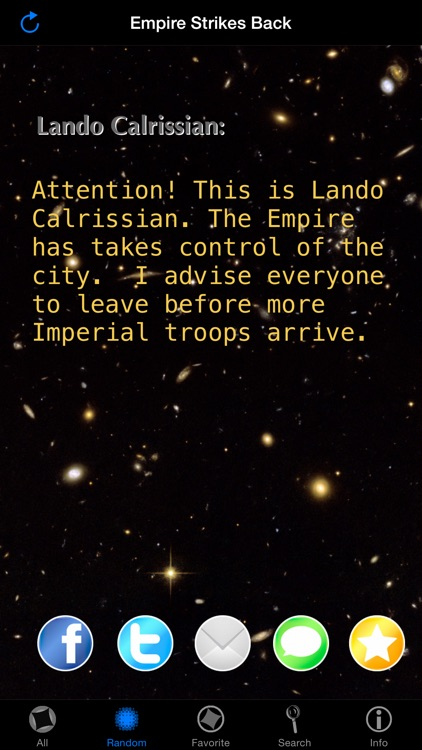 Quotes for Star Wars