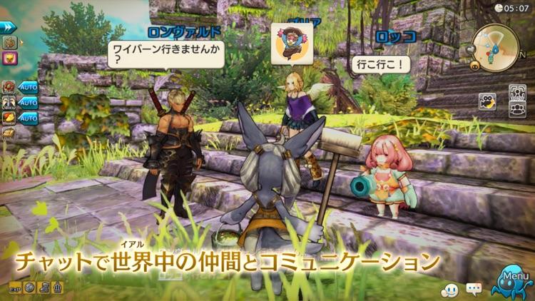 キャラバンストーリーズ screenshot-5
