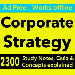 Corporate Strategy Exam Review