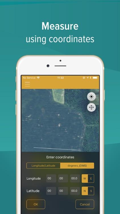 GPS Fields Area Measure screenshot-7