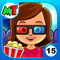 App Icon for My Town : Cinema App in Switzerland App Store