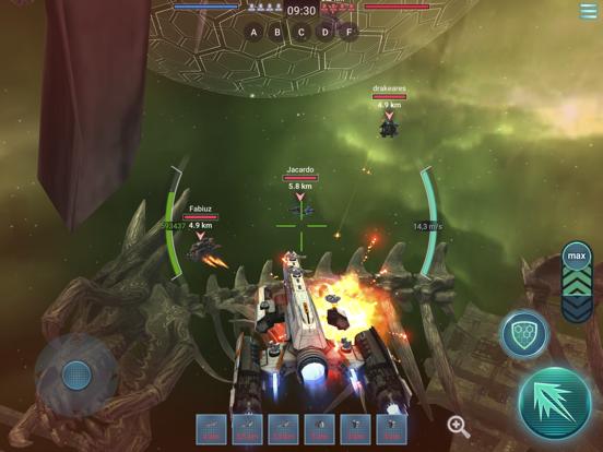Space Armada: Galaxy Wars screenshot 18