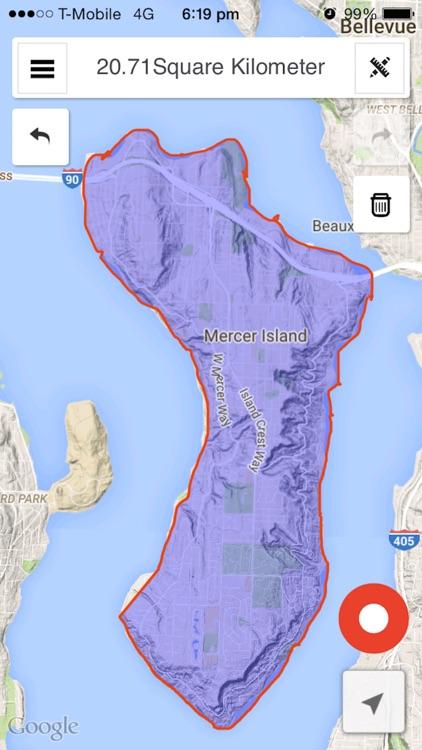Mapulator - Map Measure screenshot-4