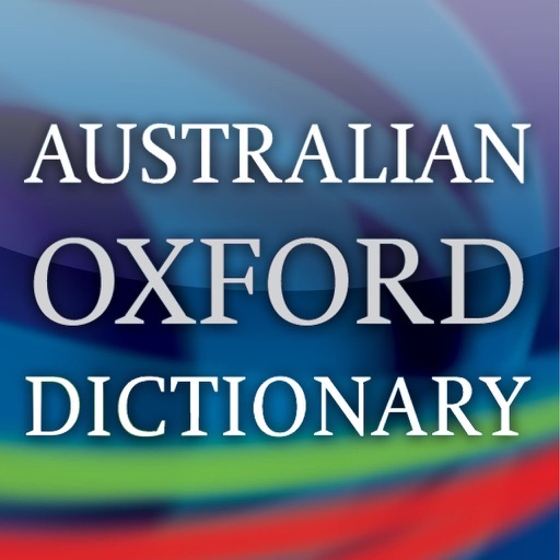 Australian Oxford Dictionary icon