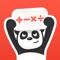 App Icon for WISKUNDEKONING: wiskunde leren App in Belgium IOS App Store