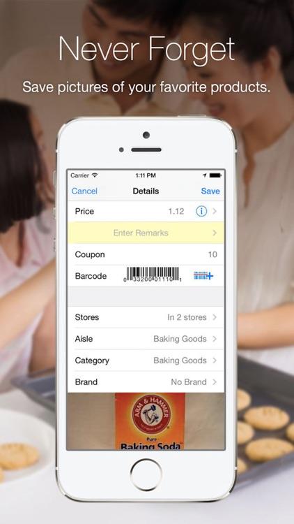 Grocery Gadget Lite