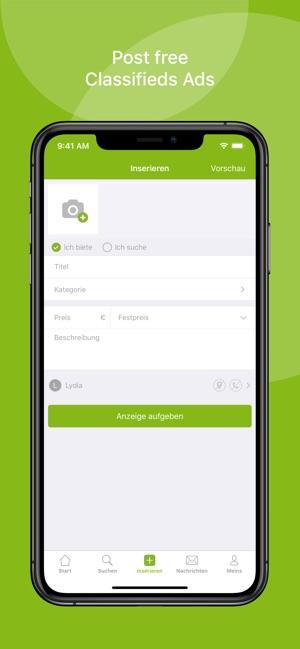 Ebay Kleinanzeigen On The App Store