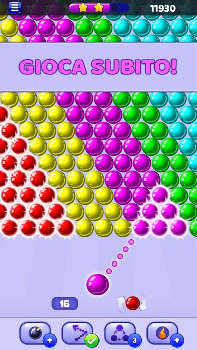 Screenshot of Bubble Shooter - Sparabolle5