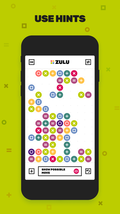 Zulu — Logical Puzzle Game screenshot