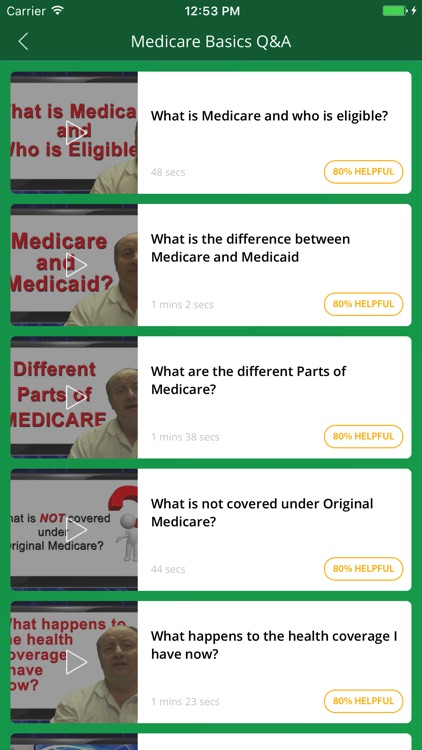 My Medicare Question