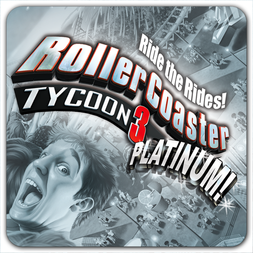 過山車大亨3 白金版 RollerCoasterTycoon 3 Platinum for Mac