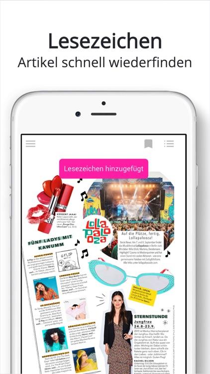 Cosmopolitan ePaper screenshot-3