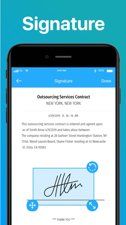 Faxy - Fax App for iPhone