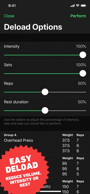 HeavySet - Gym Workout Log on the App Store