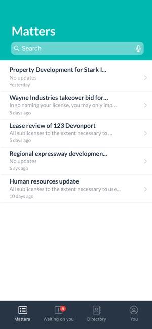 LawVu on the App Store