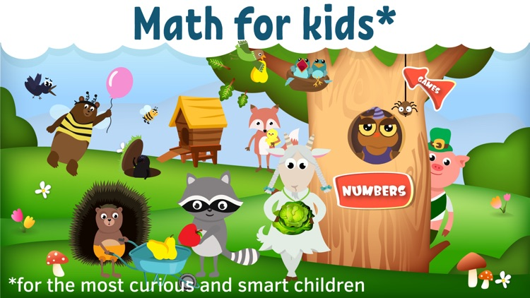 Learning numbers for kids 123 screenshot-0