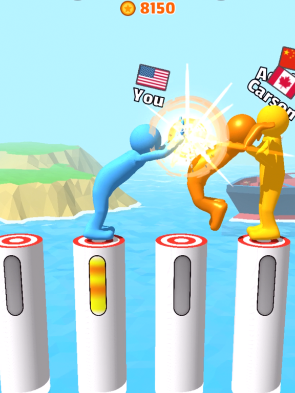 Push Battle ! - cool game screenshot 8