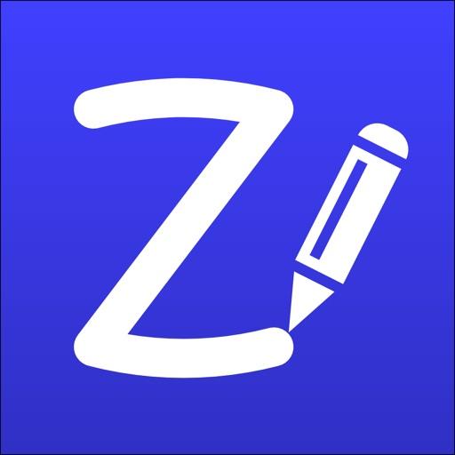 ZoomNotes iOS App