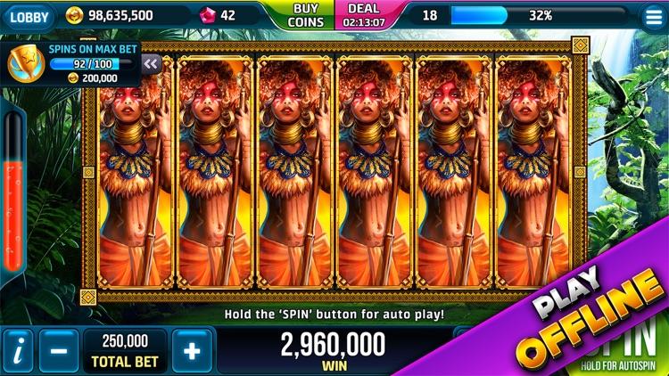 Slots Casino WOW™ Best Vegas screenshot-3