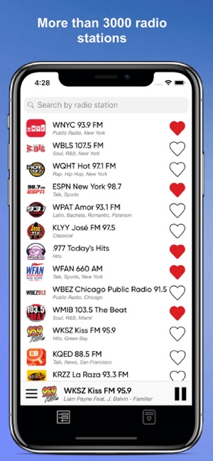 Radio USA : american radios FM on the App Store