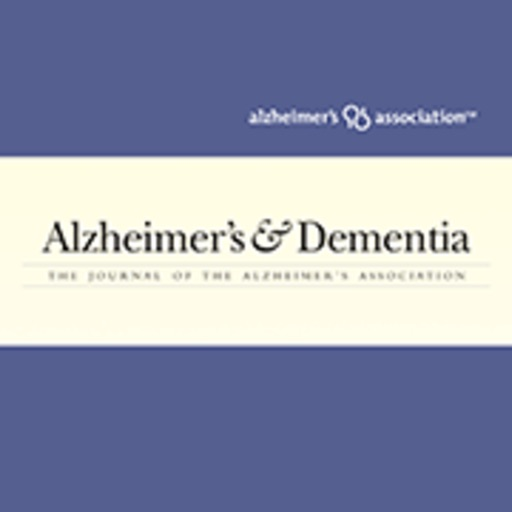 Alzheimer's & Dementia Journal
