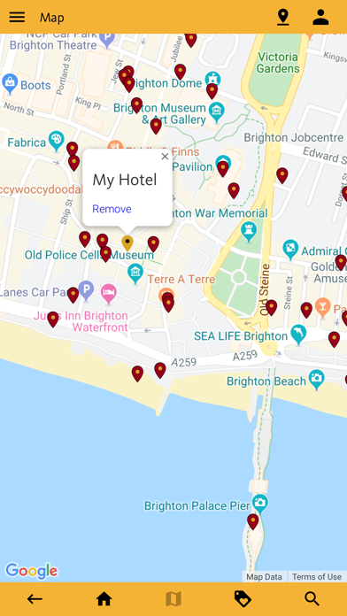 Brighton's Best Travel Guide screenshot 4